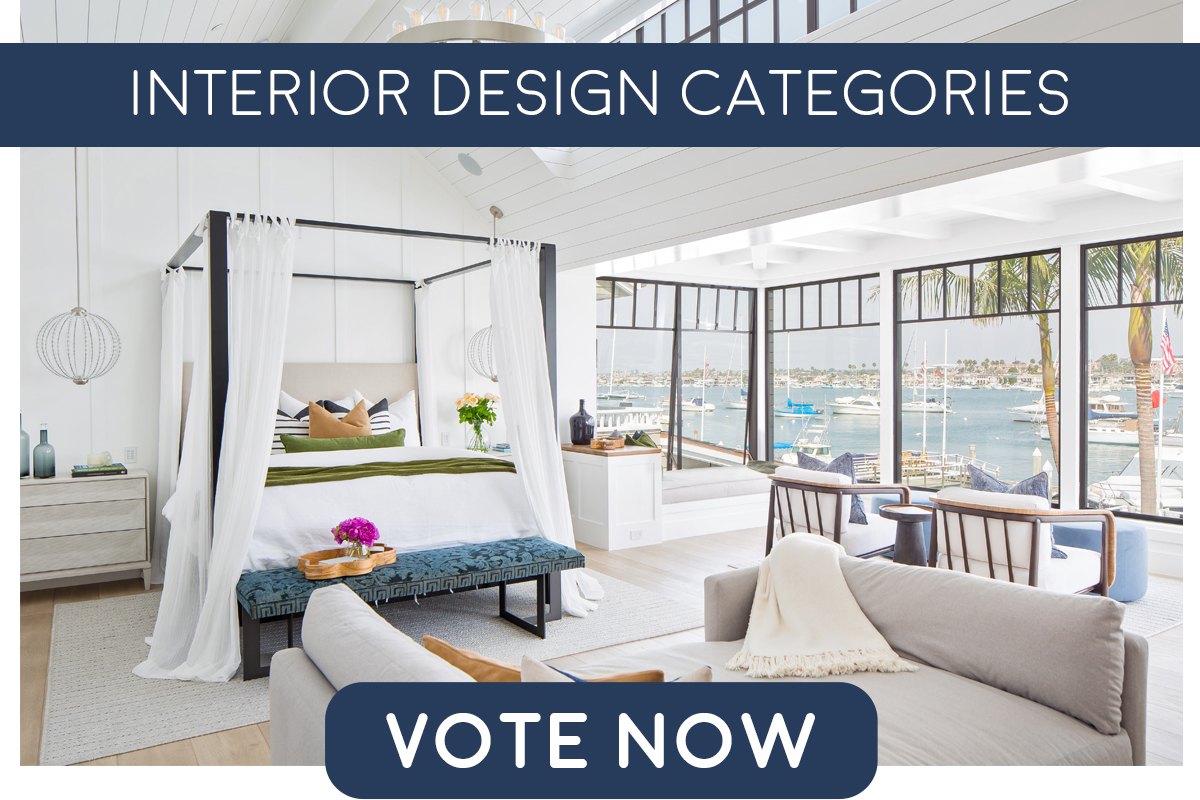 VOTE NOW // International Design & Architecture Awards 2019