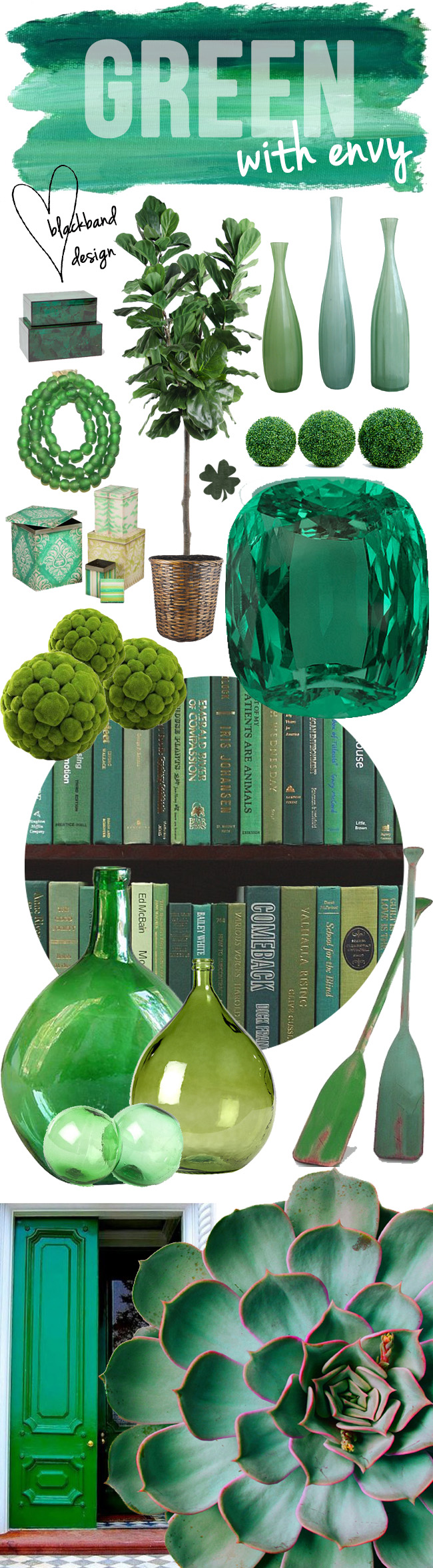 green accessories for st.patricks day