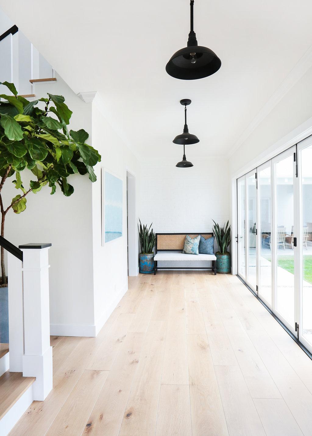 Band Room Design: Newport Heights Modern Farmhouse